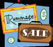 LARGE Multi-Group Rummage Sale Saturday 8/20 9am-4pm